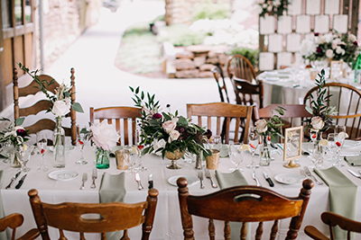 Weddings and events Stems by Meredith